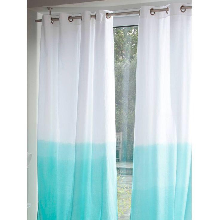 17 meilleures id es propos de rideaux de douche turquoises sur pinterest - Tie and dye a faire soi meme ...