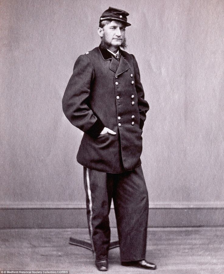 """General Hugh Judson """"Kill Cavalry"""" Kilpatrick (1836-1881), a Union officer noted for his ill-conceived cavalry raids into Confederate held territory during the American Civil War"""
