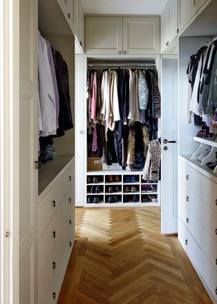 1000 ideas about walk through closet on pinterest - Master bedroom walk in closet dimensions ...