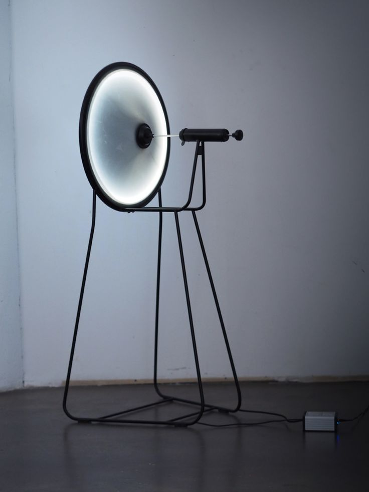 consultancy firm curve ID have completed production on a lamp that allows you to enjoy the spectacle of a black hole from the safety of your living room.