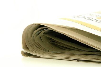 Middle School Newspaper Activities