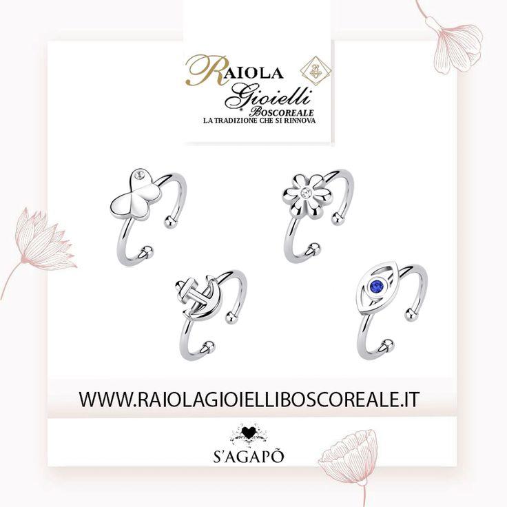 #Days è la nuova collezione #Spring2017 che ti sorprenderà per le tantissime possibilità di combinare parure diverse! #Anelli € 19,00 Li trovi su WWW.RAIOLAGIOIELLIBOSCOREALE.IT #RaiolaGioielliBoscoreale #SoloCoseBelle #Jewel #Jewelry #Trend #Fashion #Tendenza #Moda #JewelryStore #Boscoreale #Style #Stile #Anello #ring
