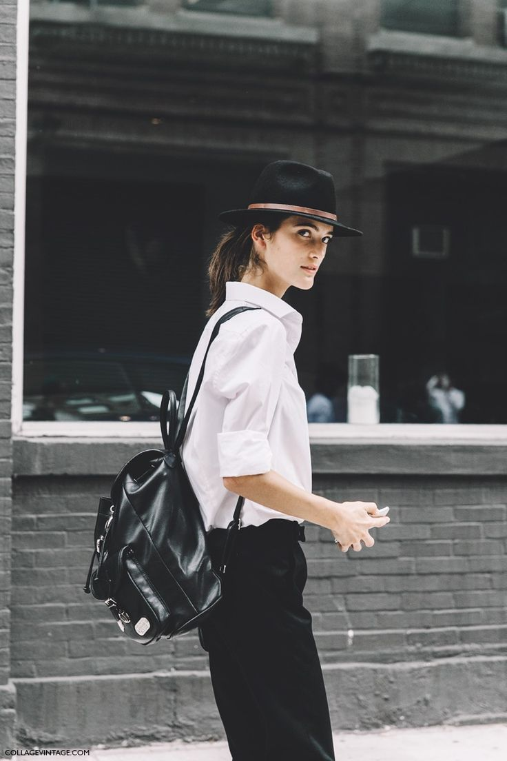 New_York_Fashion_Week-Spring_Summer-2016--Street-Style-Tibi-Hat-Dandy_Outfit-