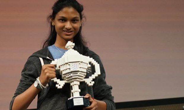 South African teen wins grand prize of R680,000 at Google Science Fair