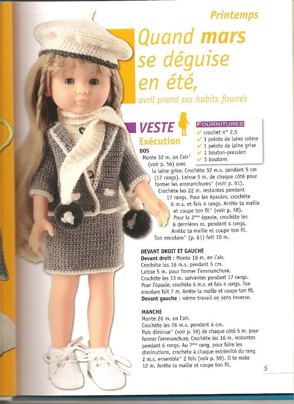 j habille ma poupée - D Simonetti - Picasa Albums Web