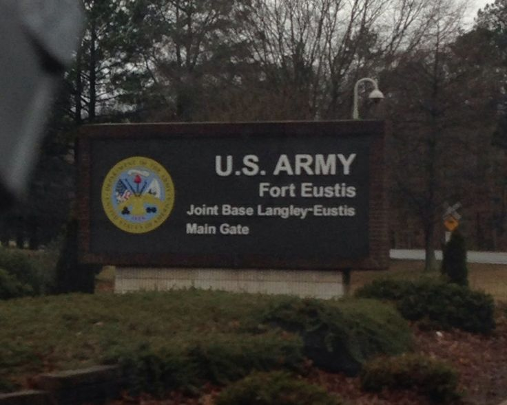 Fort Eustis Army Base Army Basemilitary Wifeamerican Historystrongvirginia