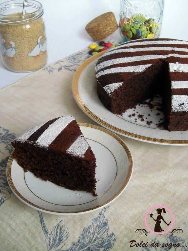 torta al cioccolato 15 minuti - microonde