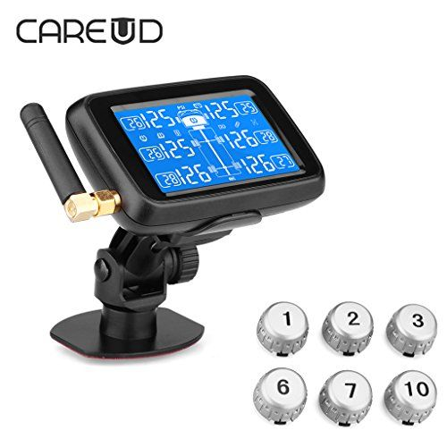 Careud U901 Wireless Auto Car Truck TPMS Tire Pressure Monitoring System+6 Replaceable Battery External Sensors LCD Display - http://www.caraccessoriesonlinemarket.com/careud-u901-wireless-auto-car-truck-tpms-tire-pressure-monitoring-system6-replaceable-battery-external-sensors-lcd-display/  #AUTO, #Battery, #Careud, #Display, #External, #Monitoring, #Pressure, #Replaceable, #Sensors, #System6, #Tire, #TPMS, #Truck, #U901, #Wireless #Tire-Pressure-Monitoring-(TPMS), #Tires-