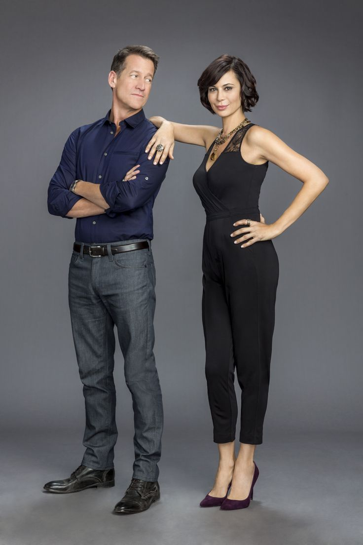 James Denton, Catherine Bell, GOOD WITCH