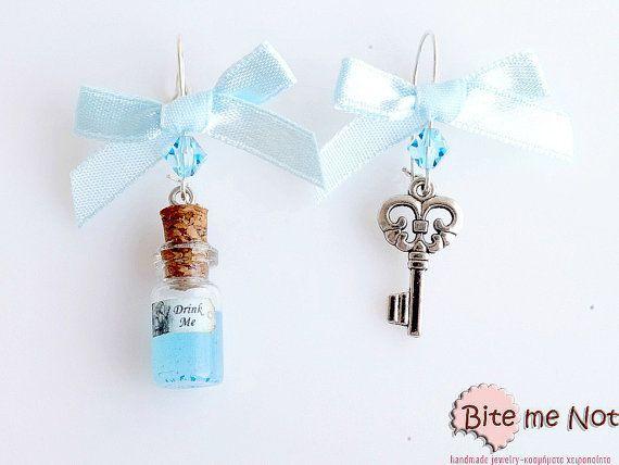 Mini Food Jewelry Alice in Wonderland Magic Potion by BiteMeNot