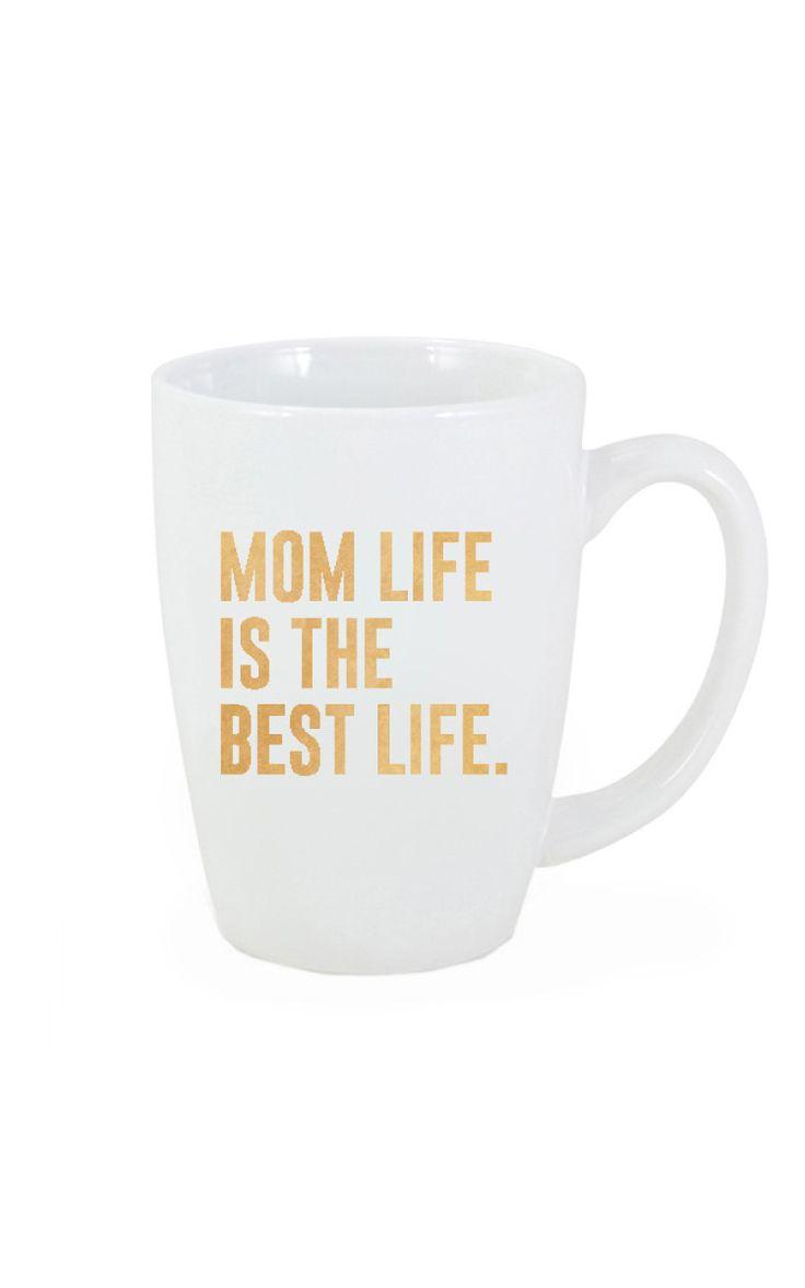 Mom Life Mug