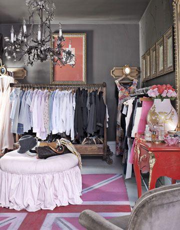 Ladies Love Closets!