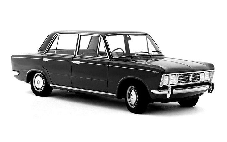 1967 FIAT 125