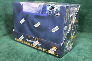 a pokemon base set 2 starter deck caja de presentacion espanol sellado de fabrica