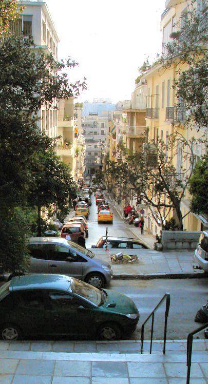 Kolonaki ~ Athens, Greece