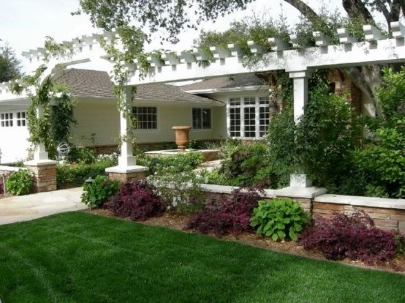 Tuscan Front Yard Landscaping: 139 Best Images About Tuscan Exteriors On Pinterest