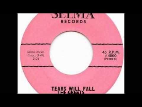 CRESTS - DID I REMEMBER / TEARS WILL FALL - SELMA 4000 - 1963    http://rememberthenradio.com/
