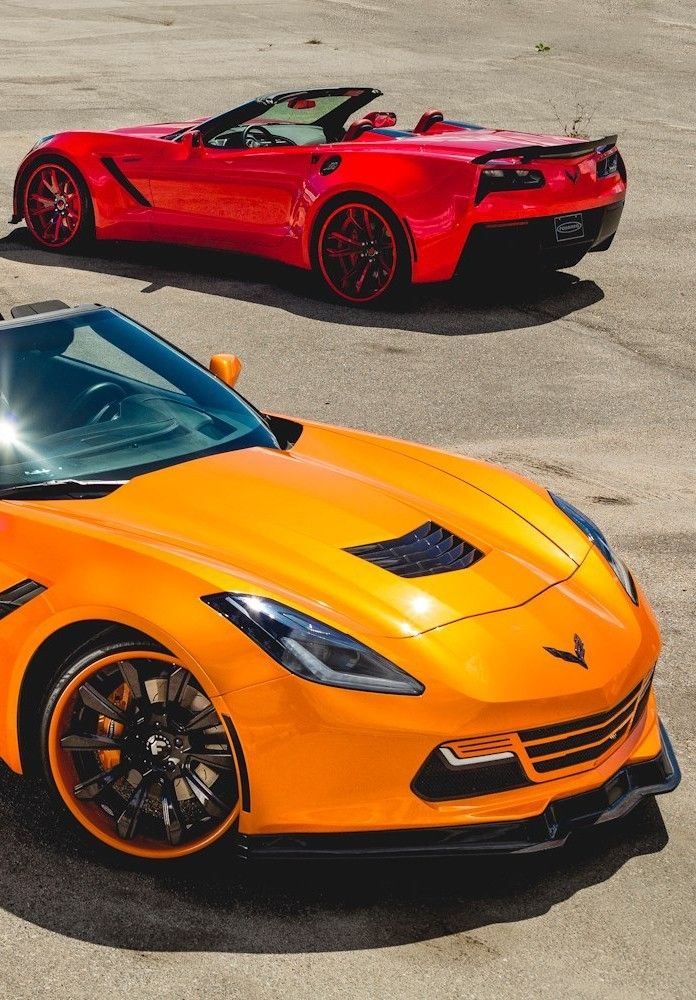 • Chevrolet Corvette C7 Stingray • Visit TuningCult.com For all Tuning Lovers •