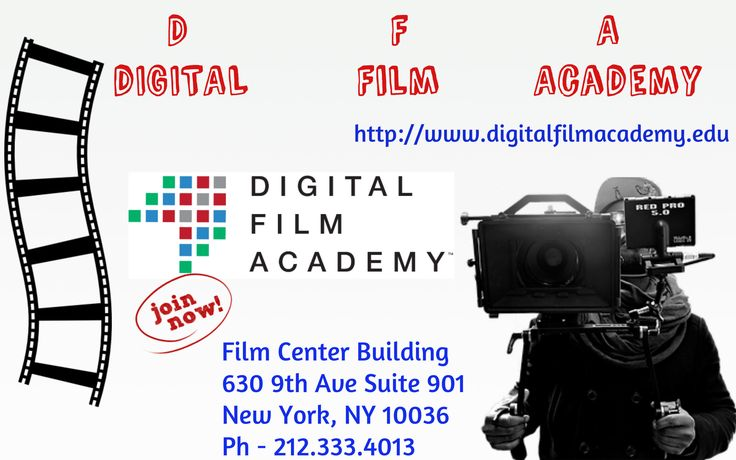Consult with experts before you join any film academy in New York, so that you know about the school reputation and facilites they are providing.