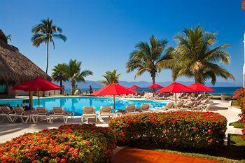 All Inclusive Plaza Pelicanos Club Beach Resort Puerto Vallarta Mexico