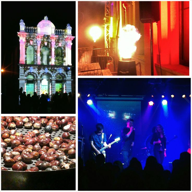 Things to do in Oamaru: Oamaru on Fire - a fire, steam and lighting extravaganza