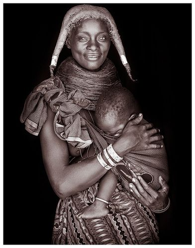 Mother and Child 'Tuahutama & Mutchiluca'