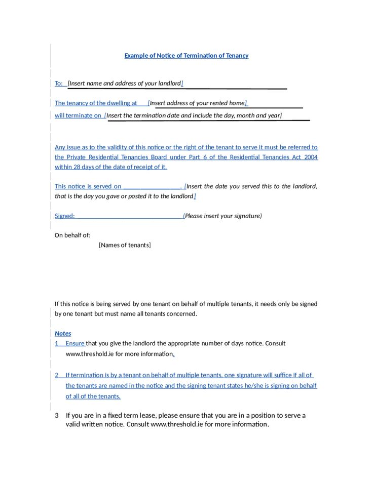 lease termination letter sample template templates free example - termination letter to employee