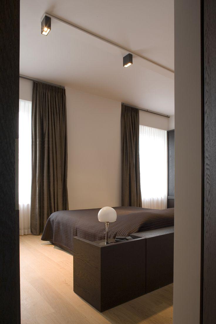 Project all white studio apartment perianth interior design new - Moortgat