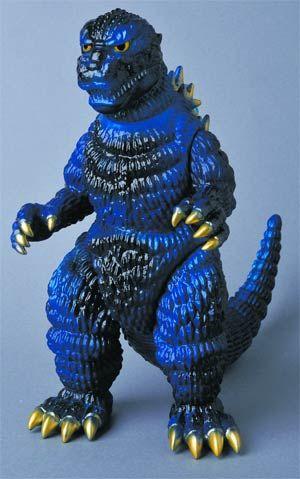 #Godzilla Vinyl Wars Godzilla 1984 Sofubi Figure - Midtown Comics