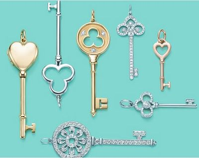 Tiffany's keys