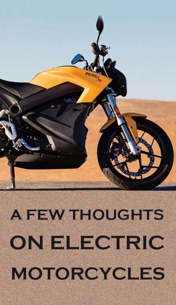 the electric motorcycle is about to take over the world. No doubt, the e-rides are getting a boost from the hybrid and electric car publicity.   Ebikes   Jafrum Motorcycle Gear
