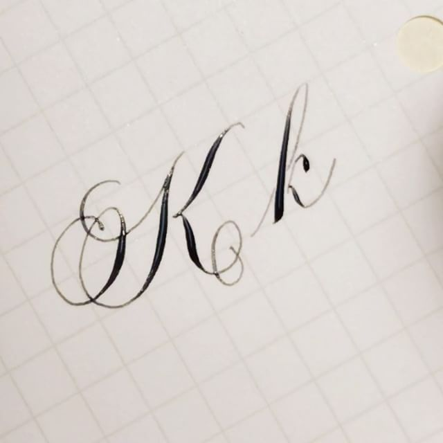 "185 Likes, 12 Comments - Charlotte ✍️ (@charlartscript) on Instagram: ""Day 11 