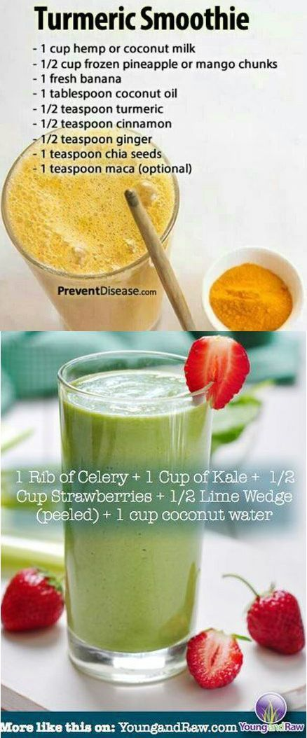 """anti inflammatory breakfast foods   """"Fight inflammation with these delicious smoothies ingredients! Anti ..."""