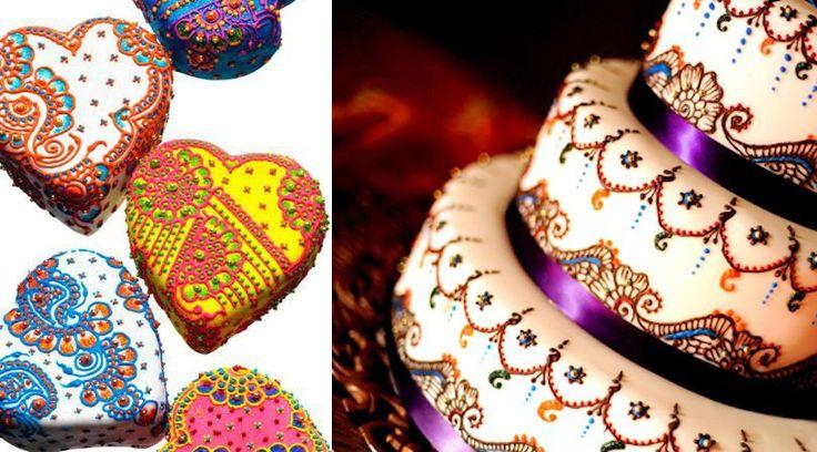 15 stupende torte nuziali indiane :http://www.pecorenerd.it/2016/04/15/torte-nuziali-indiane-matrimonio-tema-india/