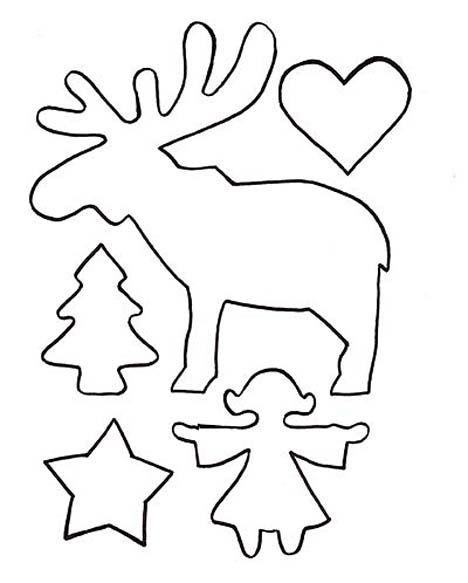 Fundas navideñas de fieltro para las sillas | Holamama blog