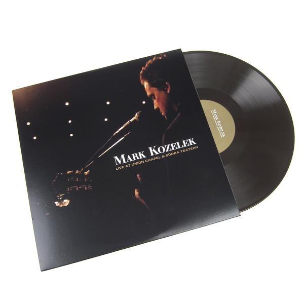 Mark Kozelek: Live At Union Chapel & Sodra Teatern Vinyl 2LP