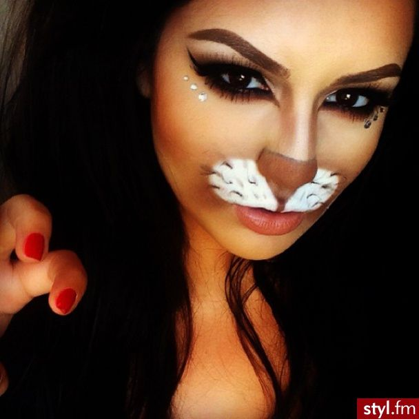Best Cute Halloween Makeup ideas on Pinterest Cat - Cat Costume Makeup Ideas