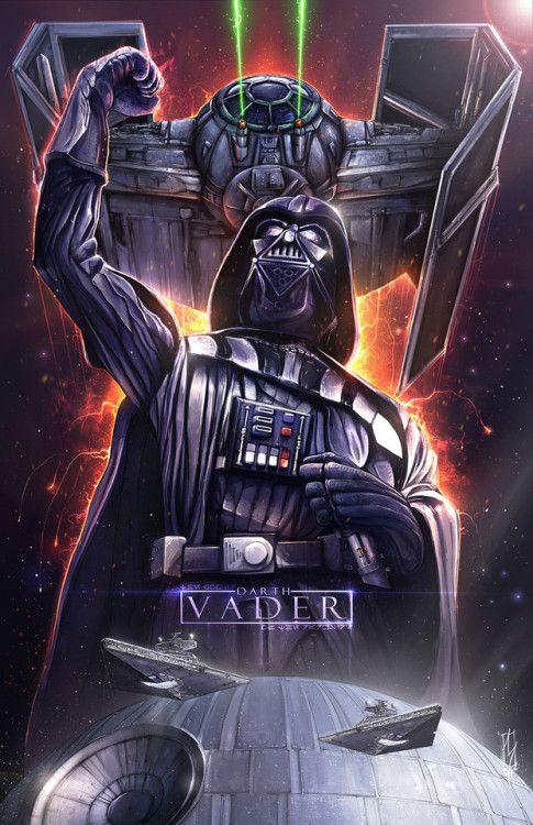 Lord Vader - Shane Molina