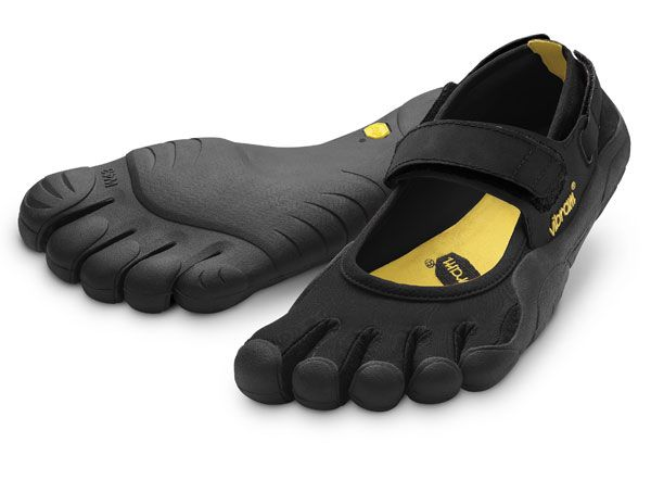 Love my vibram Five Finger Sprint shoes Great for aerobic activities and yoga.