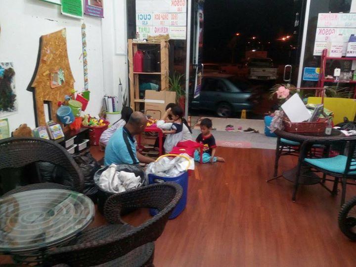 Keluarga malam ini  main bersama-sama #clknetwork #homeappliance24 #kitchenappliances #cleaningappliances