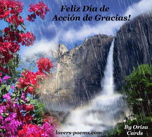 CELEBRACIONES CATOLICAS: Feliz día de Témporas de Acción de gracias