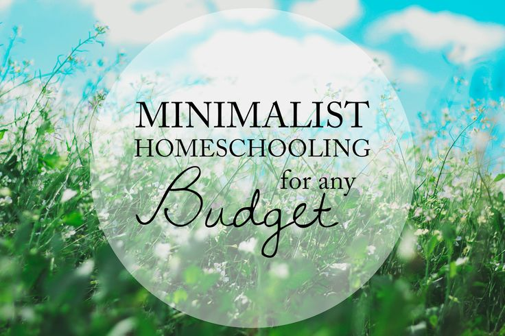 "I am going to layout a ""curriculum"" plan for your minimalist homeschool no matter what your budget is. I realize that some of us can feel overwhelmed in this area. Especially if you&#82…"