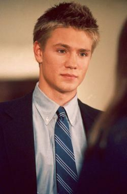 Tristan DuGrey - Gilmore Girls seeing as I'm only on season 4... I'd like him to come back at some point :) it'd b interesting- post military school, maybe he'd be nicer