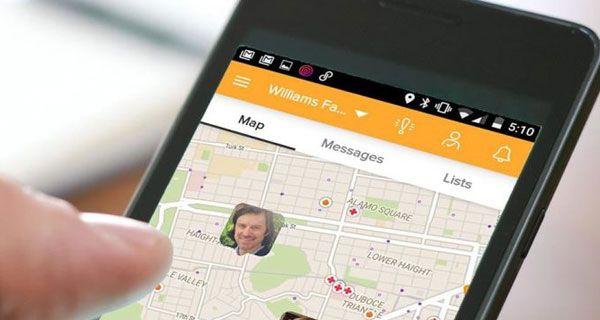 افضل برنامج تحديد موقع رقم جوال على الخريطه Phone Map Messages