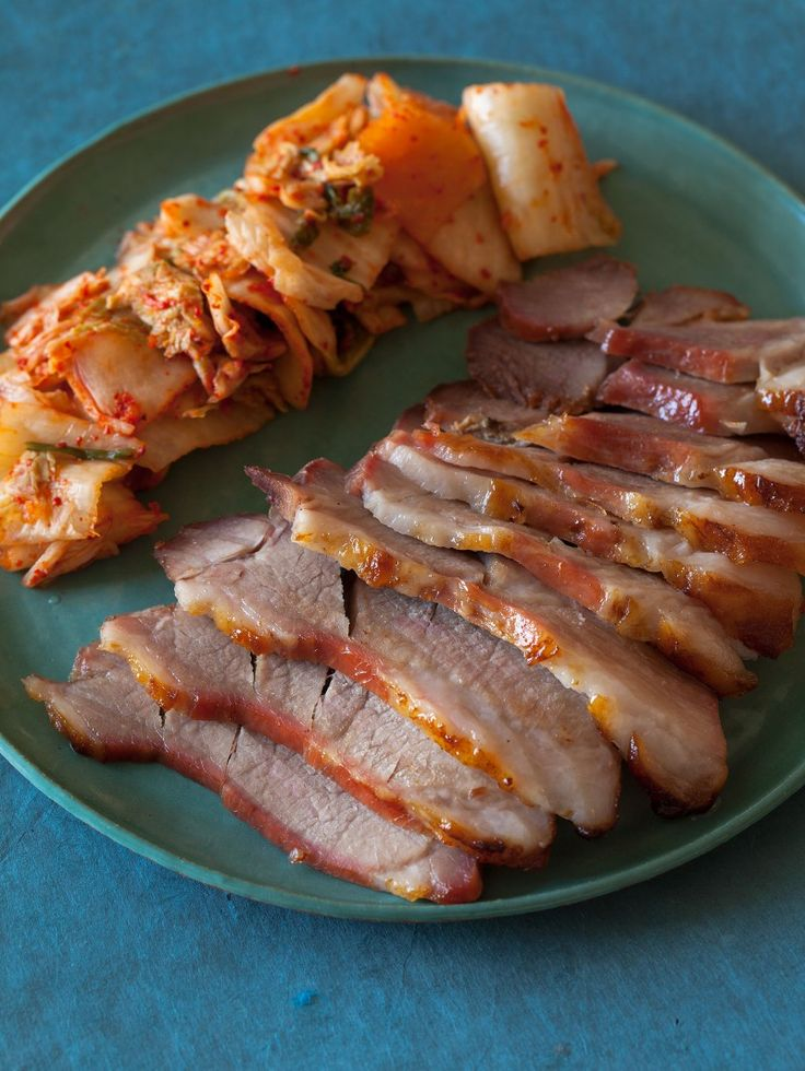 793 best eatin korea images on pinterest korean cuisine korean a recipe for a korean dish called bo ssam forumfinder Images