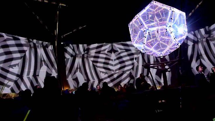 S.U.N. festival 2013 - organic playground @ kaleidoscope (Juladi, Gitch,...