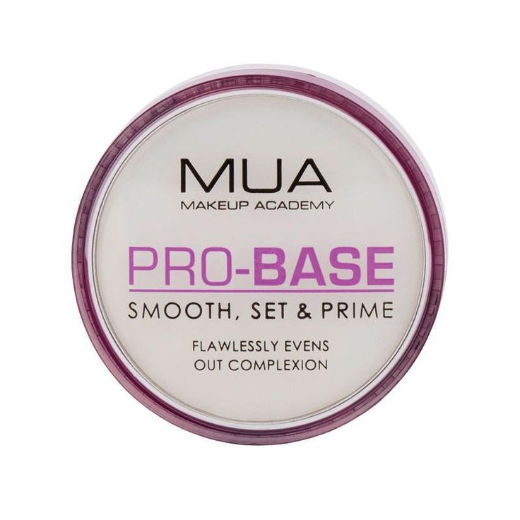 MUA MAKEUP ACADEMY PRO-BASE Smooth Set Prime FOUNDATION FACE PRIMER BASE CREAM in Health & Beauty, Make-Up, Face | eBay!
