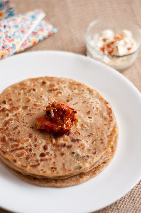 Post image for Aloo Paratha Recipe