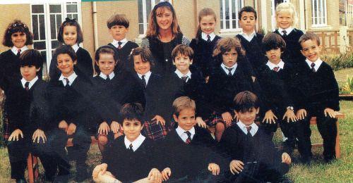 No inicio do CLIP Colegio Luso Internacional do Porto