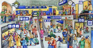 Het station Paula Prevoo - ThingLink